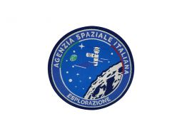 Patch logo ESPLORAZIONE